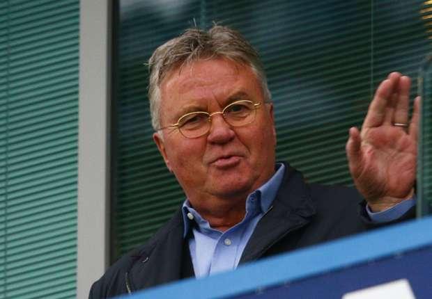 HLV Guus Hiddink