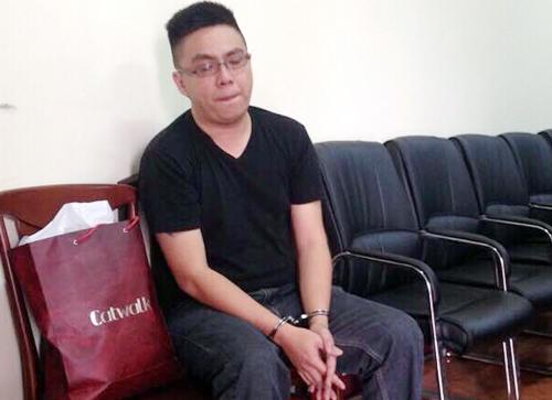 Wong Boon Leong tại cơ quan điều tra