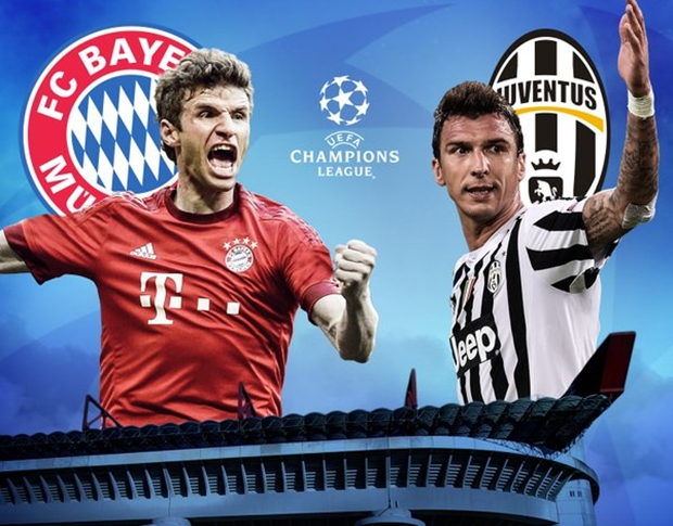 Juventus-gap-ngay- Bayern Munich