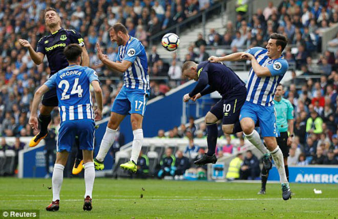 Brighton & Hove Albion vs Stoke City