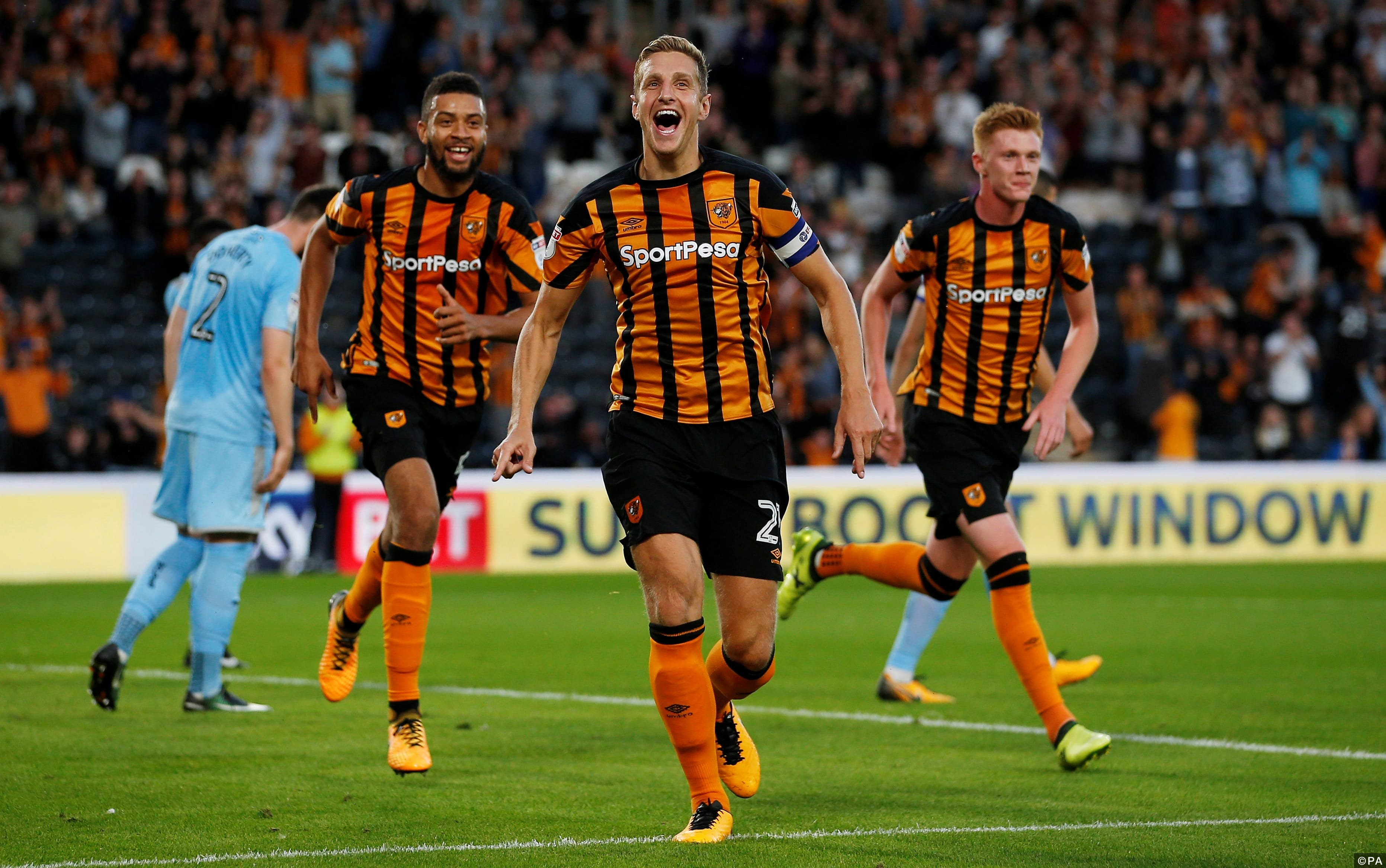 Hull City vs Barnsley