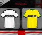 Derby County vs Norwich (01h45 ngày 04/10: Giải Vô Địch Bóng Đá Anh)