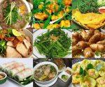 Vài nét ẩm thực đặc trưng về vùng đất Nam bộ