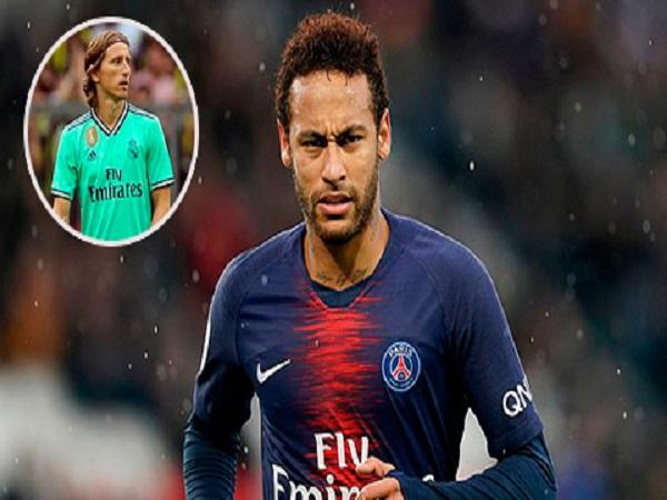 Real bất ngờ chuyển hướng sang chiêu mộ Neymar