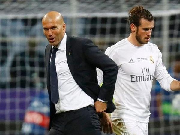 Zidane và Gareth Bale: Bằng lòng để làm chi