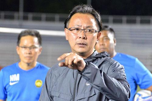 HLV Ong Kim Swee mất việc khi U22 Malaysia chia tay SEA Games