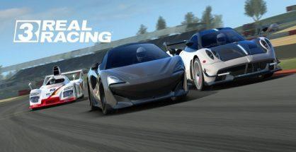 5 game đua xe hấp dẫn nhất trên Android hiện nay