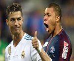 Ở Real Madrid, Mbappe sẽ thay thế Ronaldo