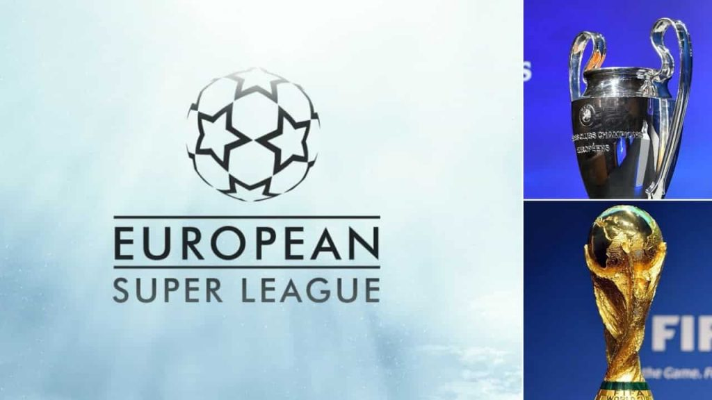 "European Super League: Cuộc chiến ""ngoài vòng pháp luật"""