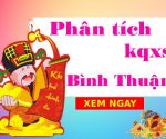 Phân tích kqxs Bình Thuận 6/5/2021
