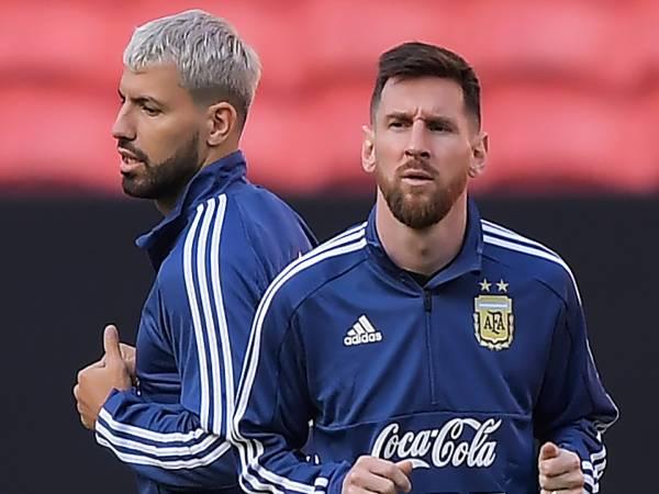Bản tin bóng đá 6/2: Sergio Aguero: 'Tôi tin là Messi sẽ ở lại'