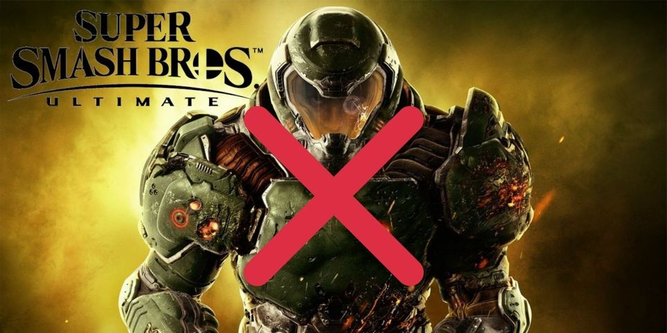 Đã đến lúc chấp nhận Doom Guy sẽ không bao giờ đến với Super Smash Bros.