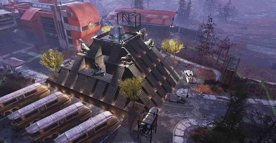 Fallout Worlds xây dựng Appalachia trên máy chủ riêng